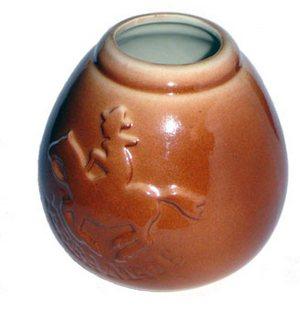 Металлический и керамический калабас