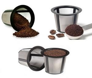 Многоразовые капсулы для кофеварок