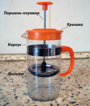 kak polzovatsja french-press