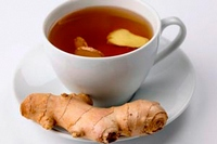 как заварить имбирный чай