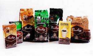 8 видов финского кофе Паулиг