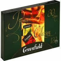 набор чая Гринфилд