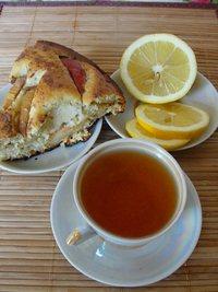 рецепт быстрого пирога к чаю