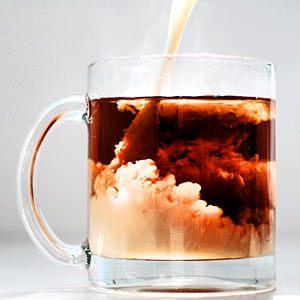 Чай с молоком: вред