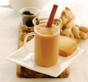 Рецепт приготовления горячего напитка