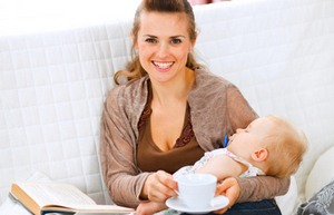 Употребление чая с мелиссой в период беременности и лактации