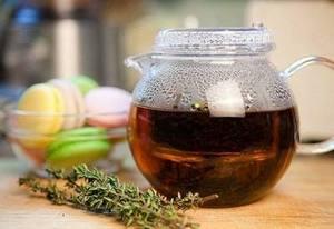 Как готовить полезный чай с чабрецом