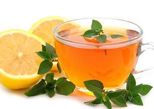 Рецепт с мятой и медом