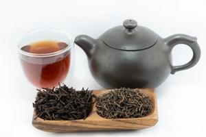 Заваривание крепкого чая