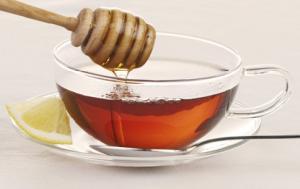 Чай с медом сколько калорий
