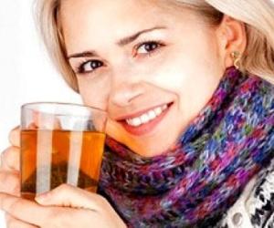 Лечение простуды душицей