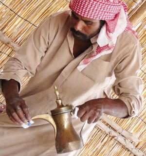 Как готовится напиток в Египте