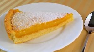 4 вкуснейших рецепта пирога с лимоном