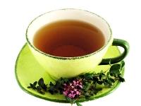 Чай с добавлением душицы