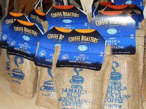 Ямайский сорт кофе Голубые горы