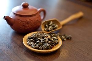 Чай жасминовая жемчужина